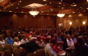 Over 800 people attend anti-Common Core forum!