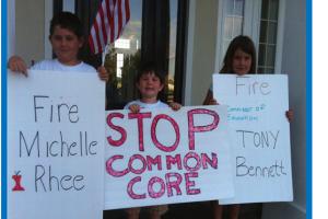 Anti-common core rally in Orlando-Sat. June 29th 11:00-1:00