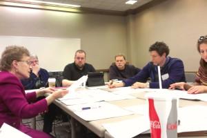 Dr. Stotsky in Indiana Critiquing Hoosier ELA Standards